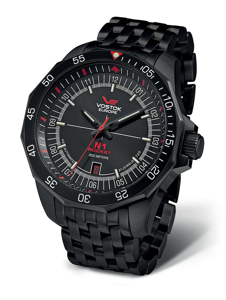 Choix d'une montre, grand cadran, à moins de 400 euros Vostok-Europe-Rocket-N1
