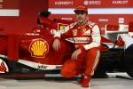 Kierowca teamu Ferrari Felipe Massa