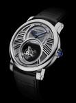 Cartier Rotonde de Cartier Double Mystery Tourbillon
