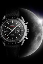"Omega Speedmaster ""The Dark Side of the Moon"""