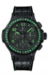Hublot Big Bang Black Fluo Green
