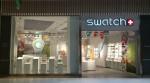 Swatch Store w Centrum Handlowym Riviera w Gdyni