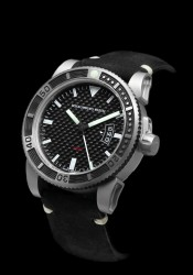 Schaumburg Watch AQM 4 Carbon