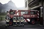Strażacy z Ibach