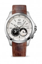 Girard-Perregaux Traveller Large Date, Moon Phases & GMT