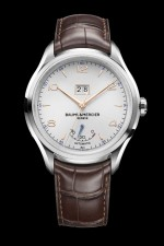 Baume & Mercier Clifton Automatic Big Date and Power Reserve