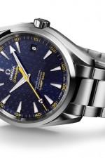 Omega: Seamaster Aqua Terra 150M, James Bond Limited Edition