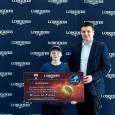 Maks Kaśnikowski i Leszek Pilch - brand manager firmy Longines