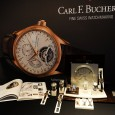 Carl F.Bucherer - prezentacja kolekcji 1