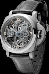 Panerai Lo Scienziato Luminor 1950 Tourbillon GMT