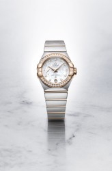Omega Constellation Small Second