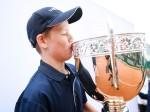 Martyn Pawelski - zwycięzca turnieju Longines Future Tennis Aces