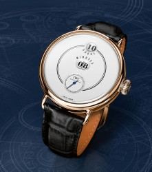 "IWC Tribute to Pallweber Edition ""150 Years"""