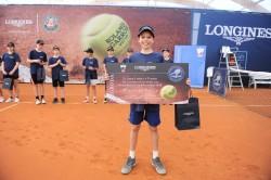 Jakub Krawczyk, zwycięzca turnieju LFTA 2018
