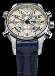 Fortis F-43 Flieger Chronograph Alarm GMT Chronometer C.O.S.C