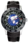 Fortis B-47 Worldtimer GMT