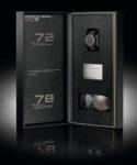 Opakowany w specjalne pudełko Porsche Design P'6540 Heritage Chronograph