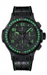 Hublot Big Bang Black Fluo Green
