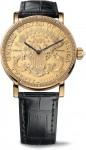 Corum Heritage Artisans Coin Watch $20