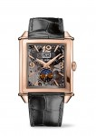 Girard-Perregaux Vintage 1945 Large Date, Moon Phases Inspiration Art déco