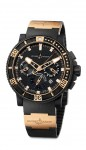 Ulysse Nardin Marine Diver Black Sea Chronograph
